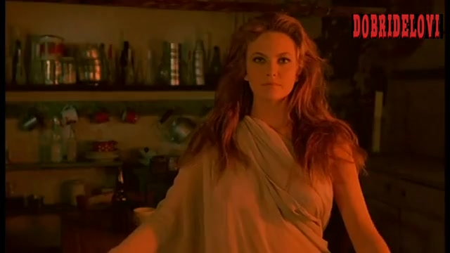Diane Lane nude in illusion scene from Priceless Beauty