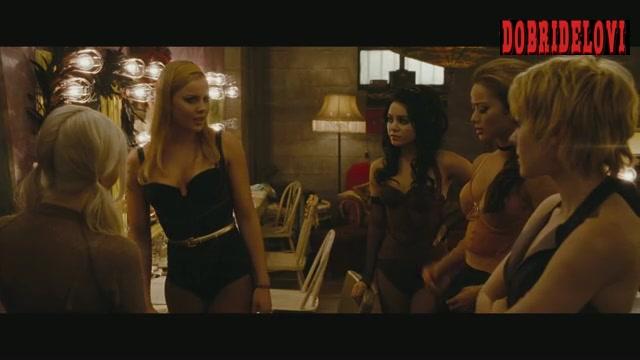 Vanessa Hudgens, Jamie Chung, Abbie Cornish sexy in dressing room scene from Sucker Punch