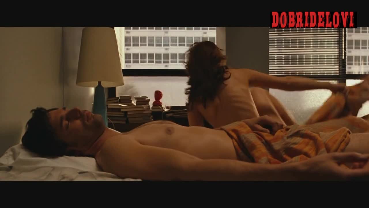 Rachel McAdams getting out of bed nude scene from The Time Travekers Wife