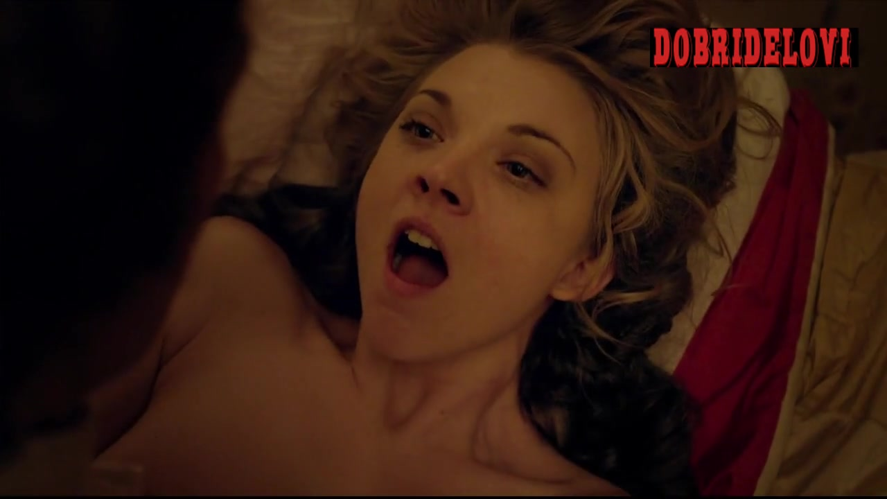 Natalie Dormer undresses before sex with husband from The Scandalous Lady W