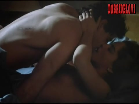 Sharon Stone missionary sex scene from Cold Steel