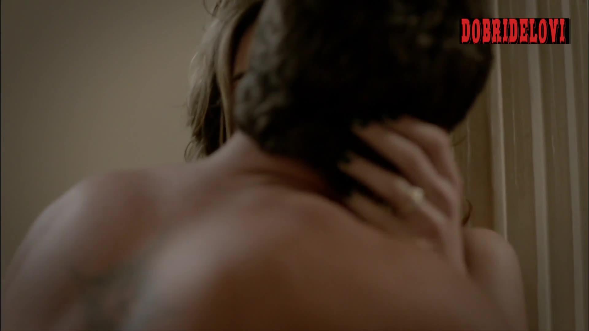 Juliana Schalch nude scene from O Negócio