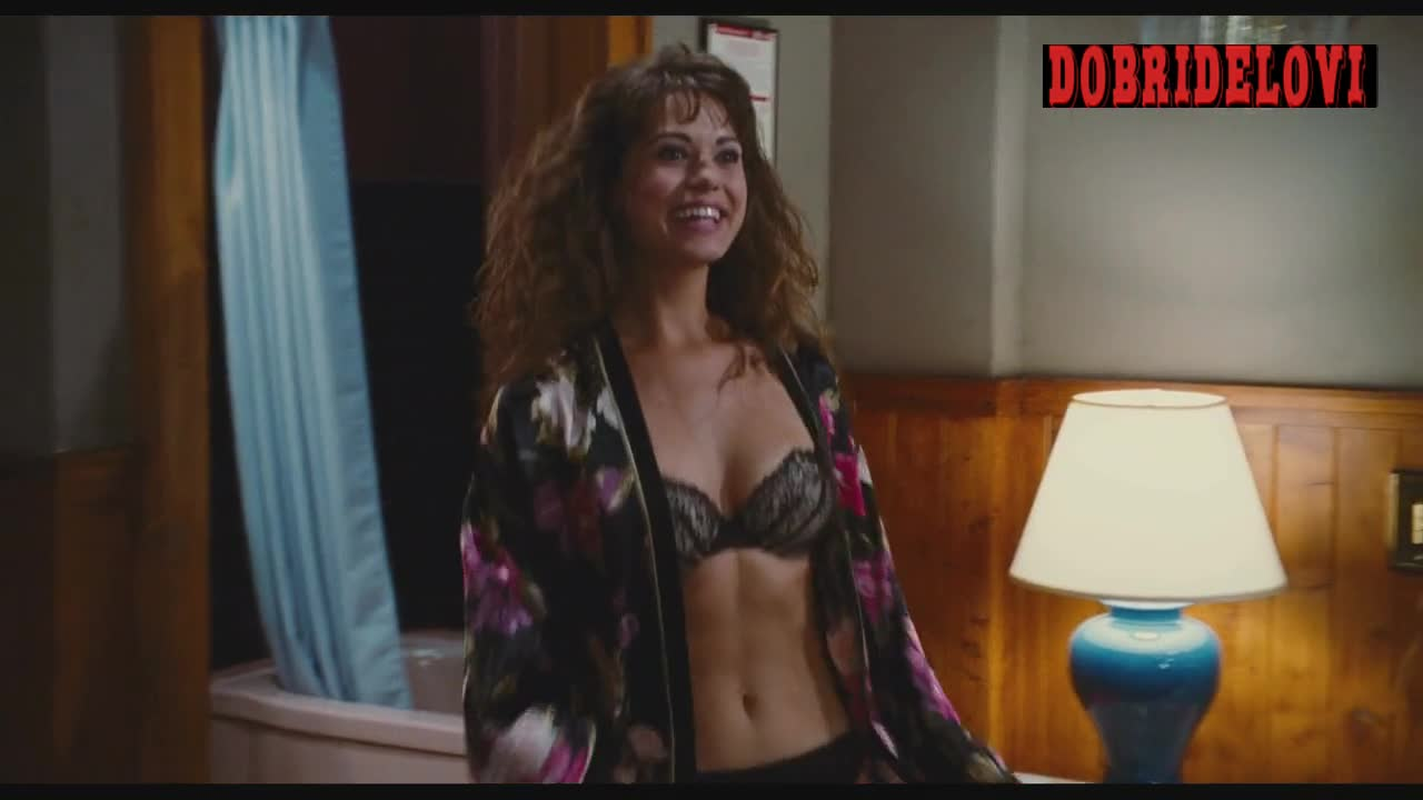 Watch Lyndsy Fonseca underwear scene from Hot Tub Time Machine video