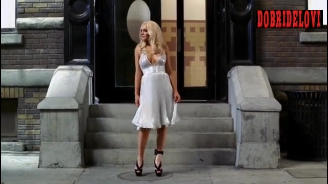 Lindsay Lohan as marilyn monroe scene from InAPPropriate Comedy