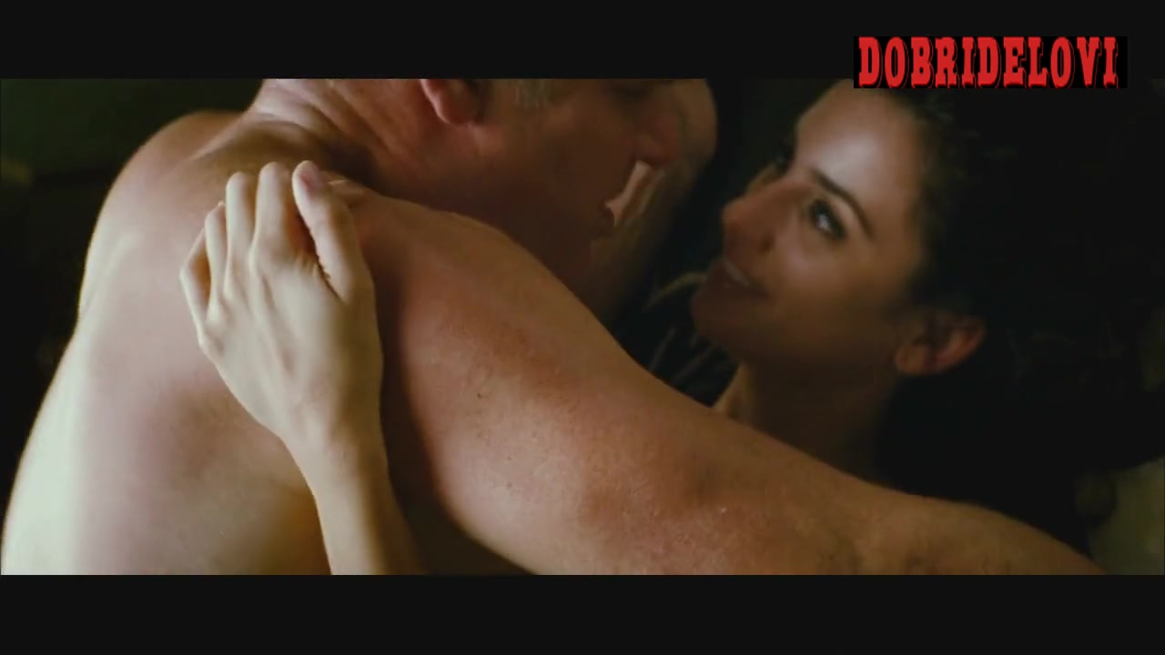 Penélope Cruz passionate sex scene from Broken Embraces