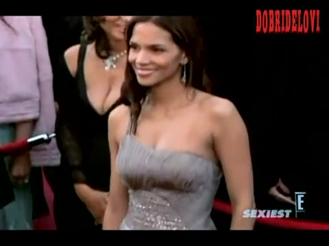 Halle Berry Sexiest Movie Stars montage interview