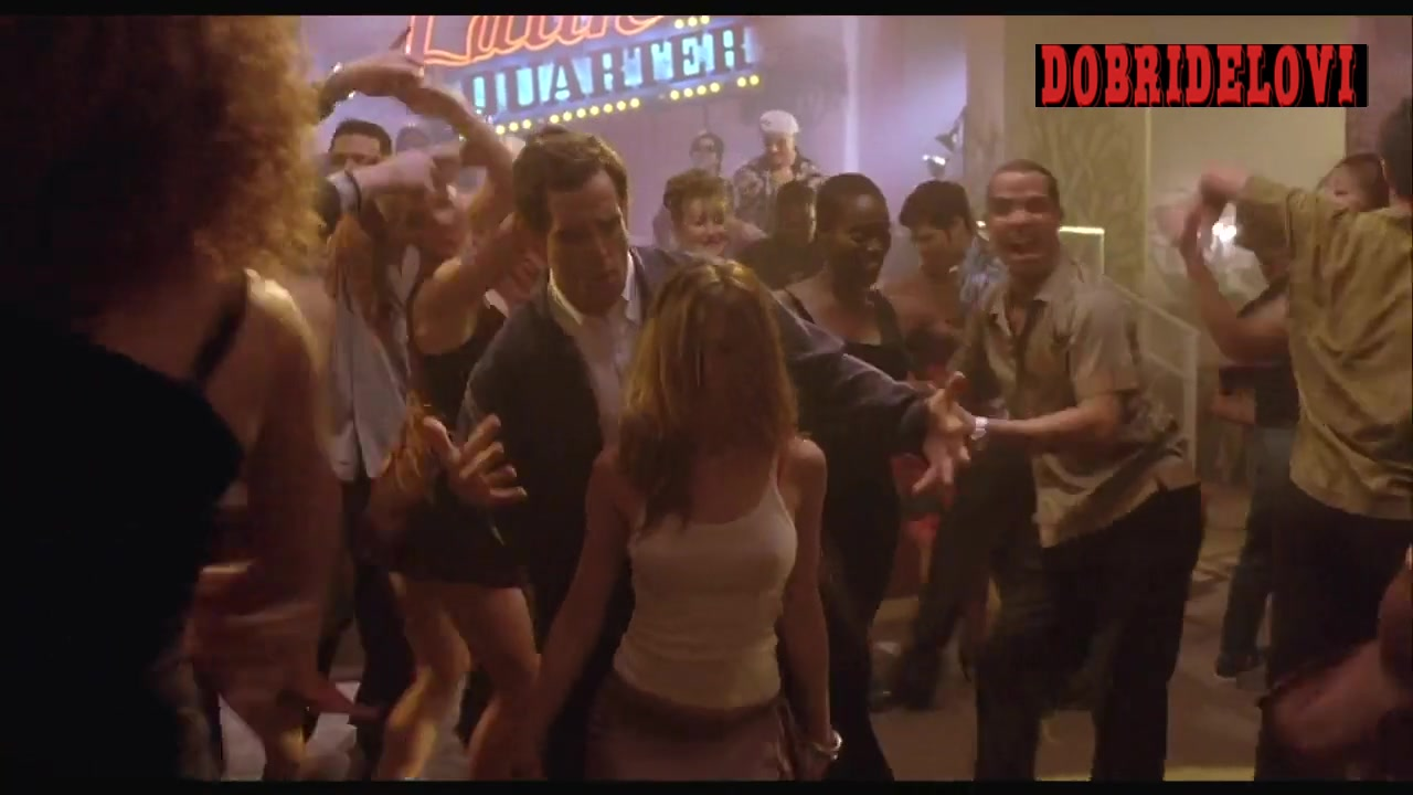 Jennifer Aniston dancing salsa scene from Along Came Polly