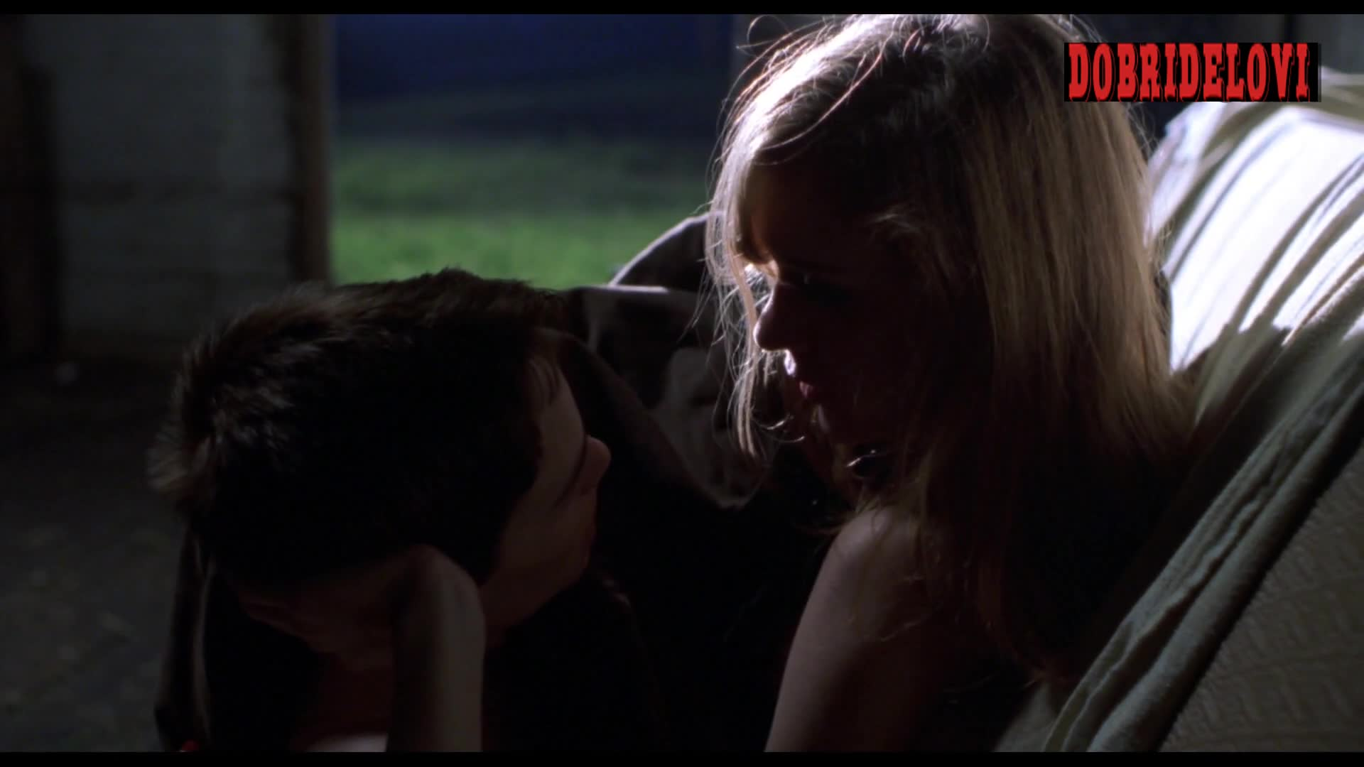 Chloë Sevigny and Hilary Swank after sex scene from Boys Don't Cry