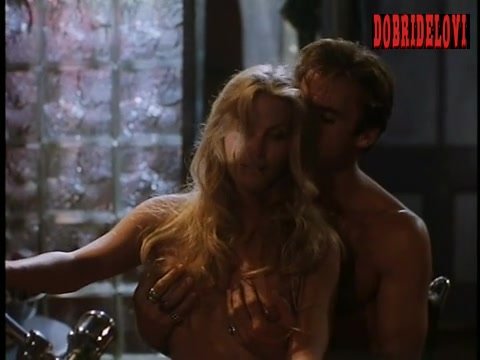 Bo Derek sex on moto scene from woman of Desire