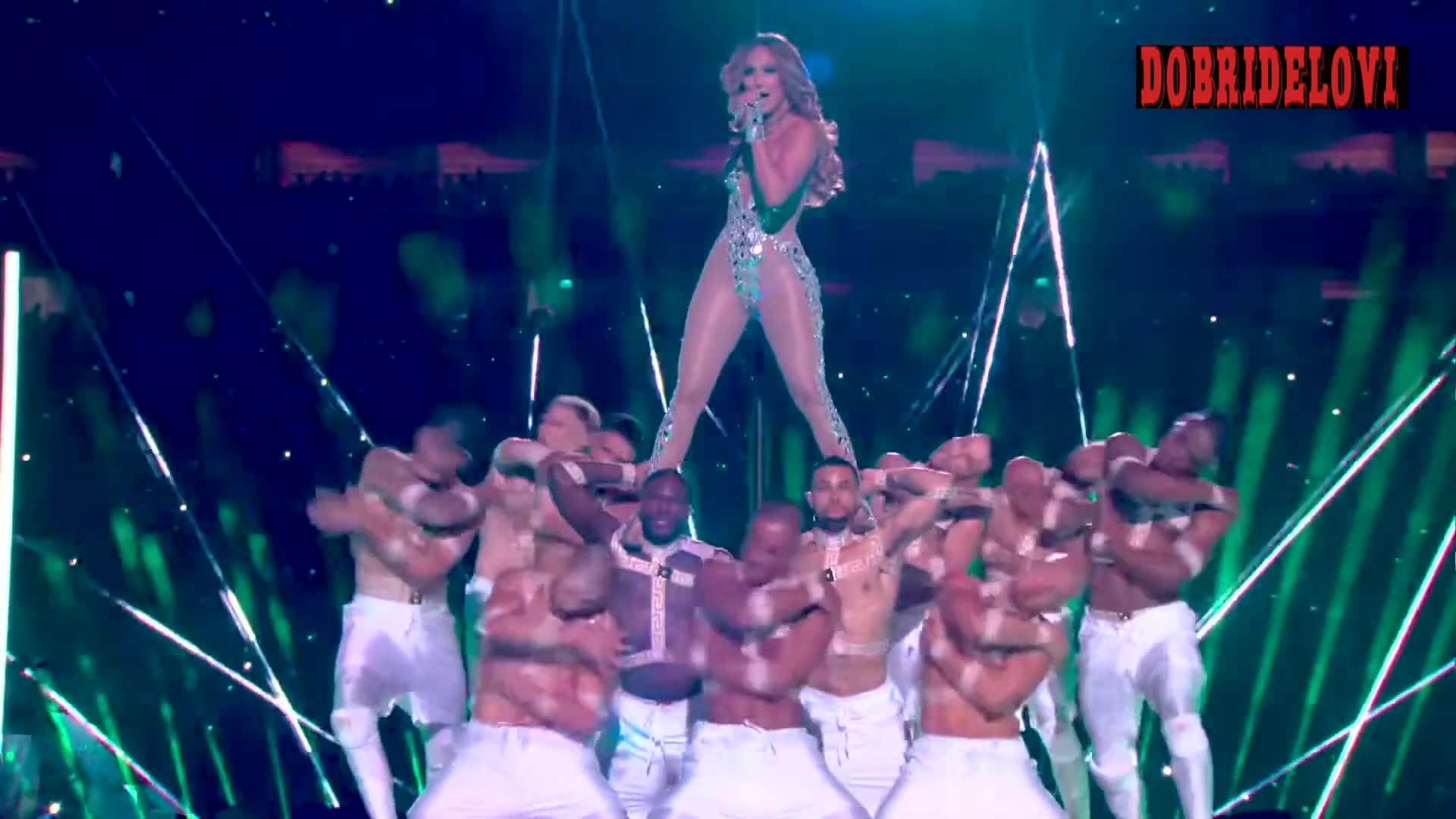 Jennifer Lopez performance for the Super Bowl