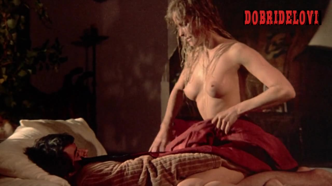 Bo Derek long smokey sex scene from Bolero video image