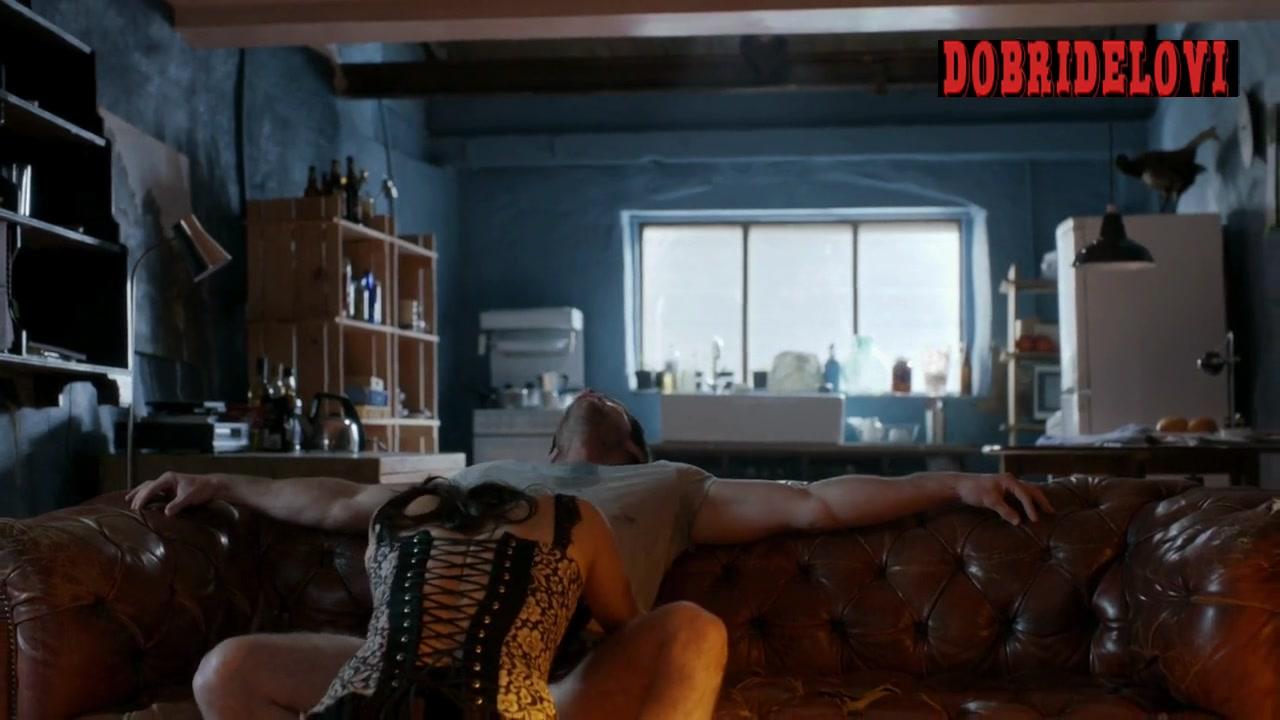Chloë Sevigny blowjob scene from Hit & Miss