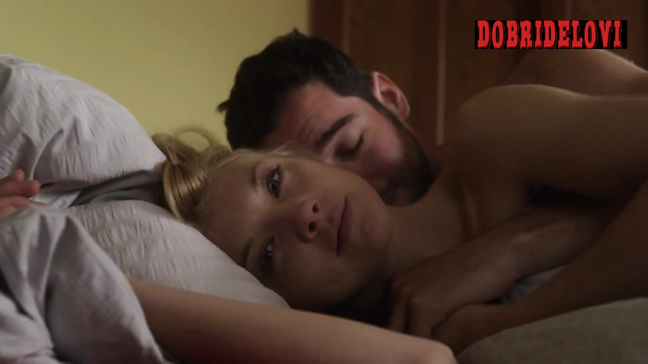 Natalie Dormer sex in bed scene from The Fades