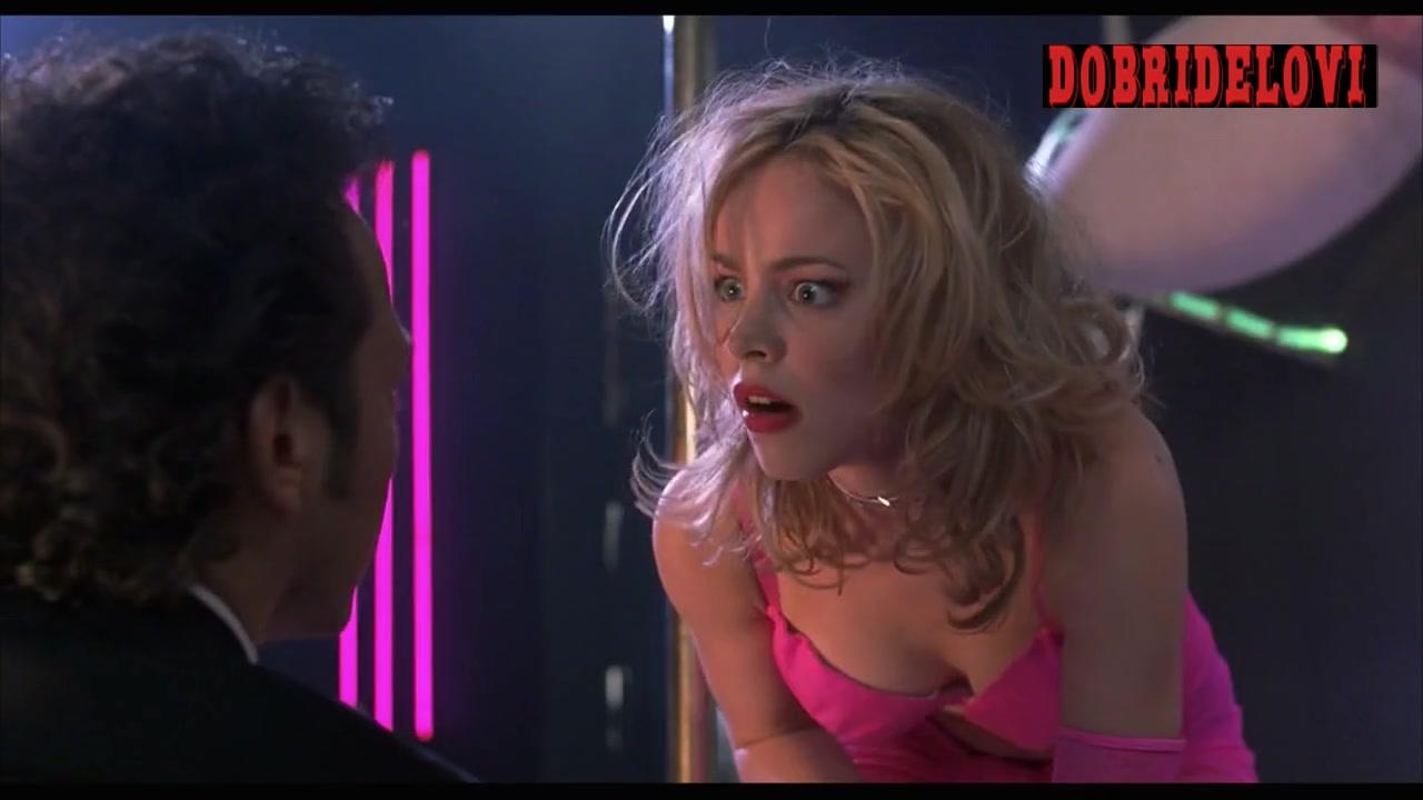 Rachel McAdams dancing in strip club scene from The Hot Chick