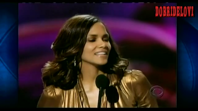 Halle Berry speech from The People's Choice Awards
