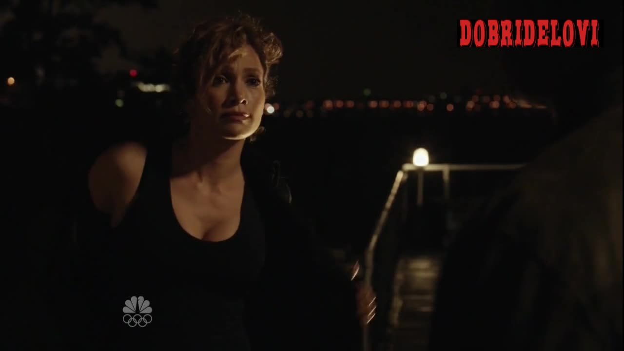 Jennifer Lopez undresses for Ray Liotta scene from Shades of Blue