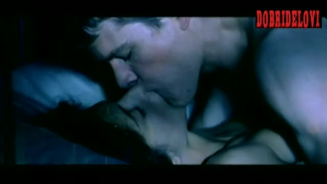Penélope Cruz making out in bed scene from All the Pretty Horses