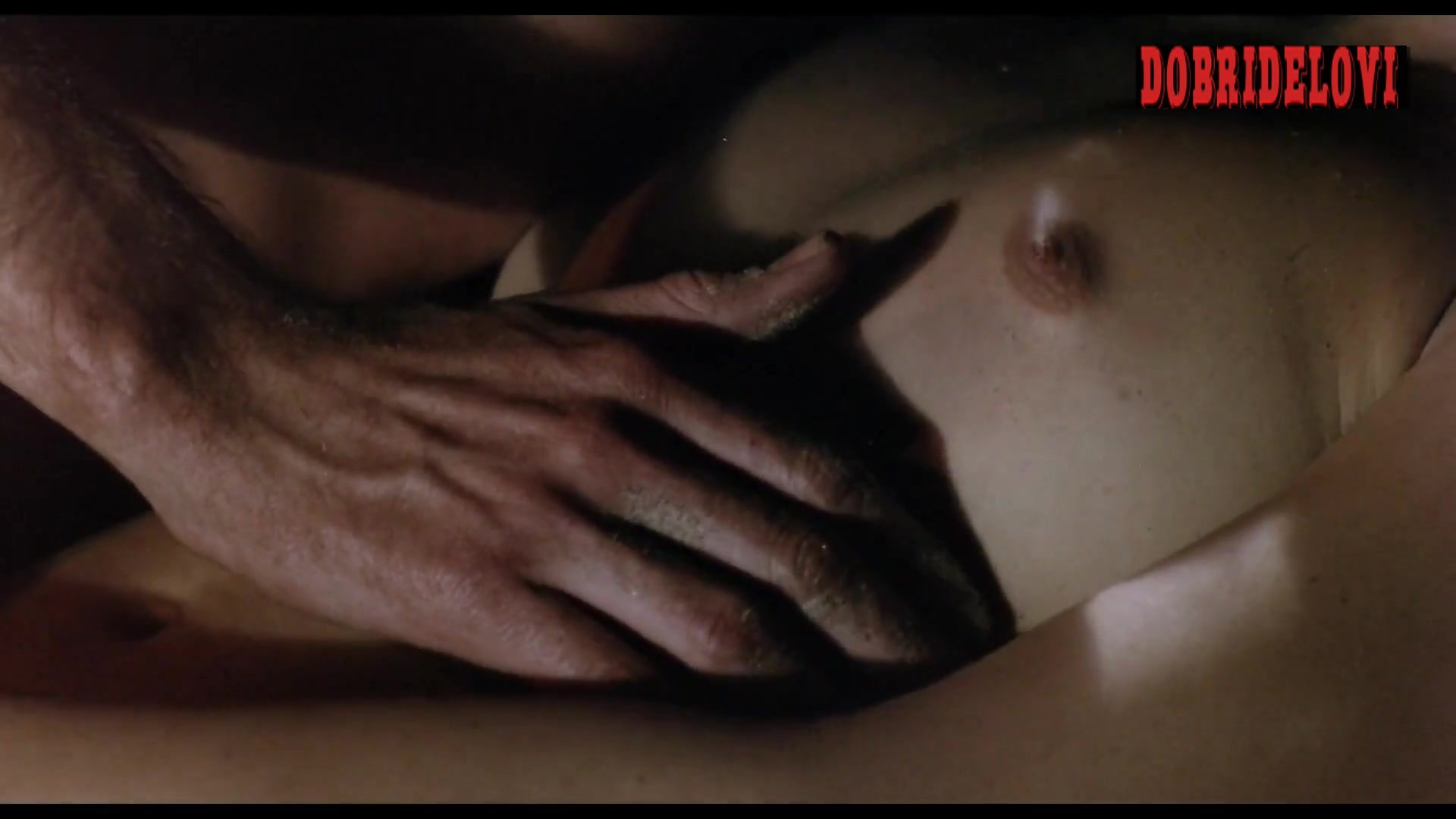 Kathleen Quinlan topless scene from I Never Promised You a Rose Garden