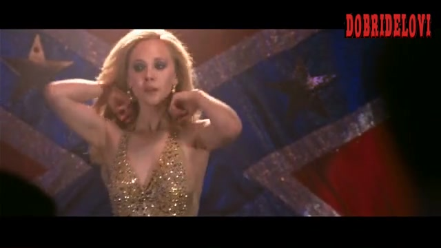 Juno Temple stripping on stage scene from Dirty Girl