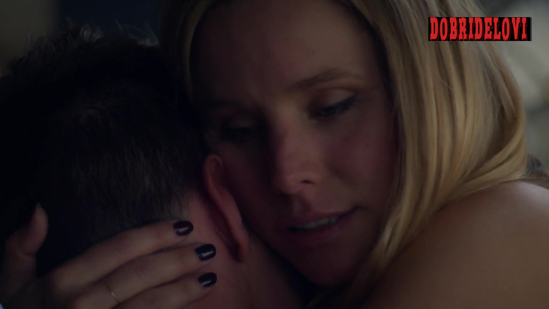 Kristen Bell missionary scene from Veronica Mars