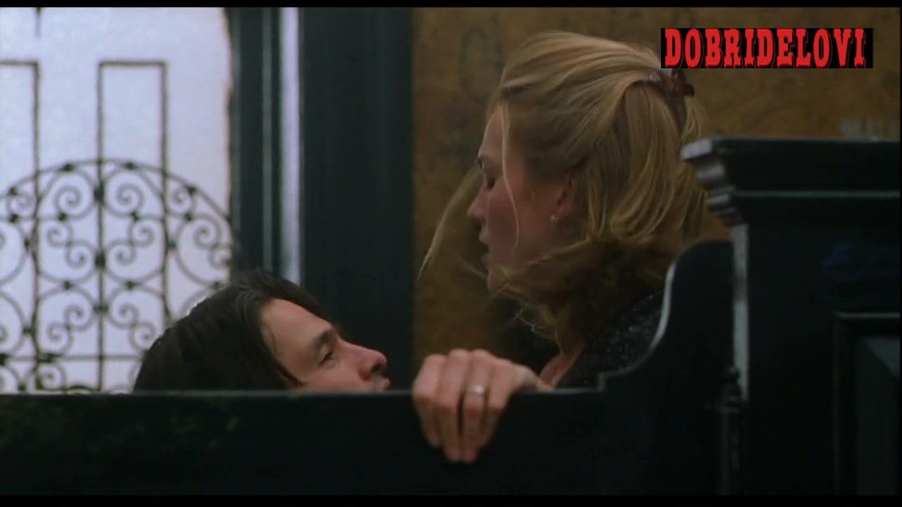 Diane Lane sex in bathroom scene from Unfaithful