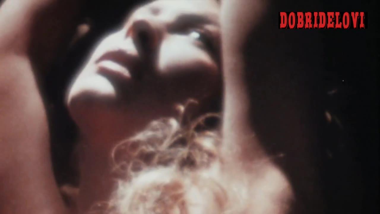 Deborah Kara Unger grab tied up nude scene from Whispers in the Dark