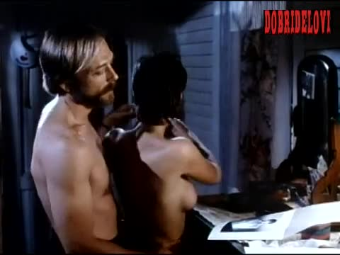 Jamie Lee Curtis nude scene from Love Letters