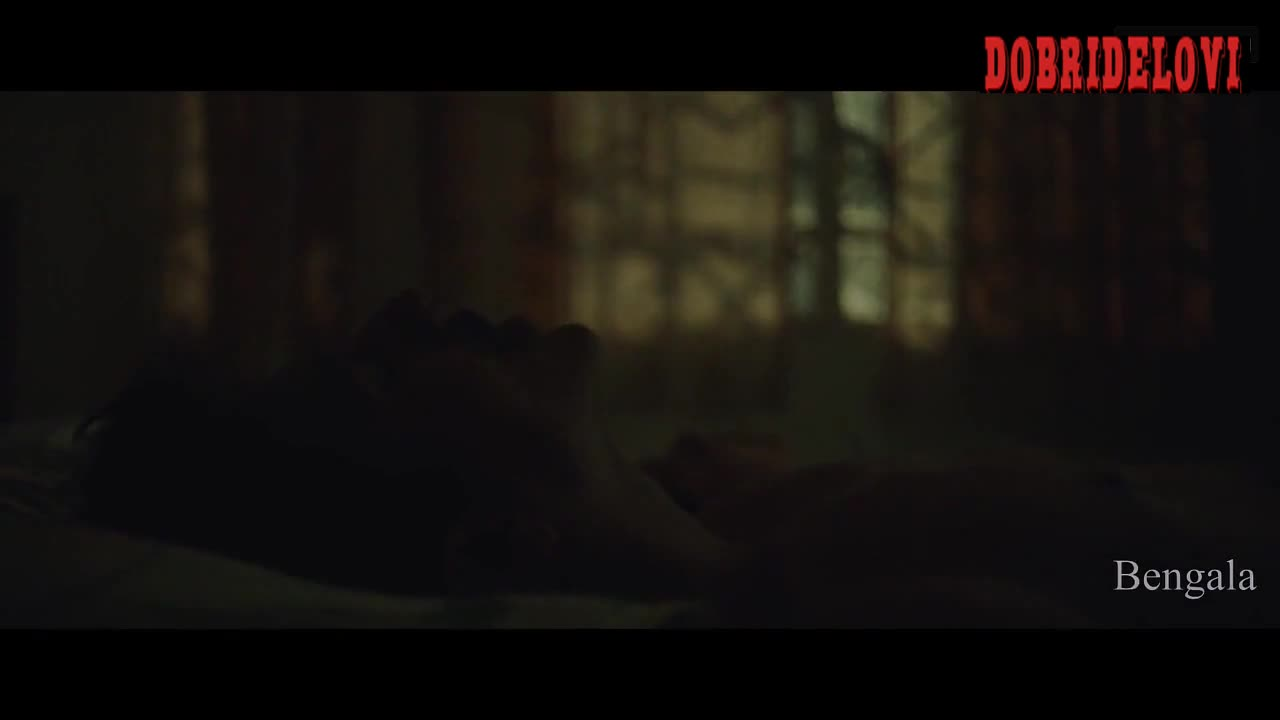 Paulina Gaitan sex in the dark scene from Territorio