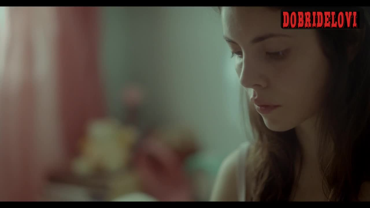 Aya Wolf in lingerie scene from Mia