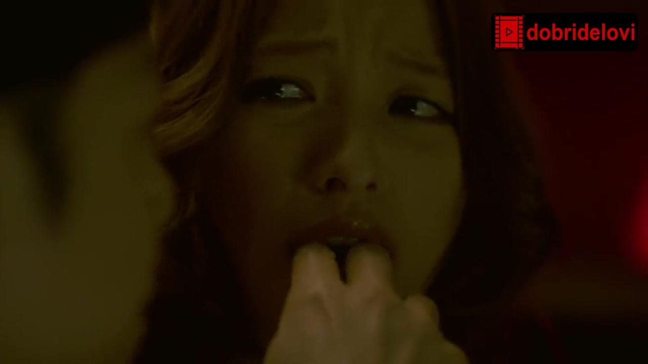 Ayame Misaki sucking finger scene from Judas