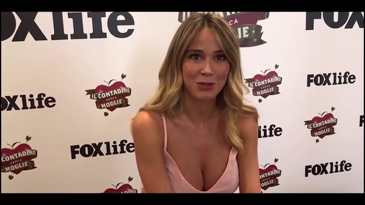 Diletta Leotta interview for Fox Life