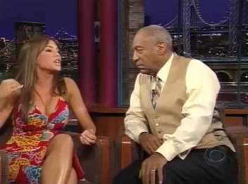 Bill Cosby's Creepy 2003 Interview With Sofia Vergara