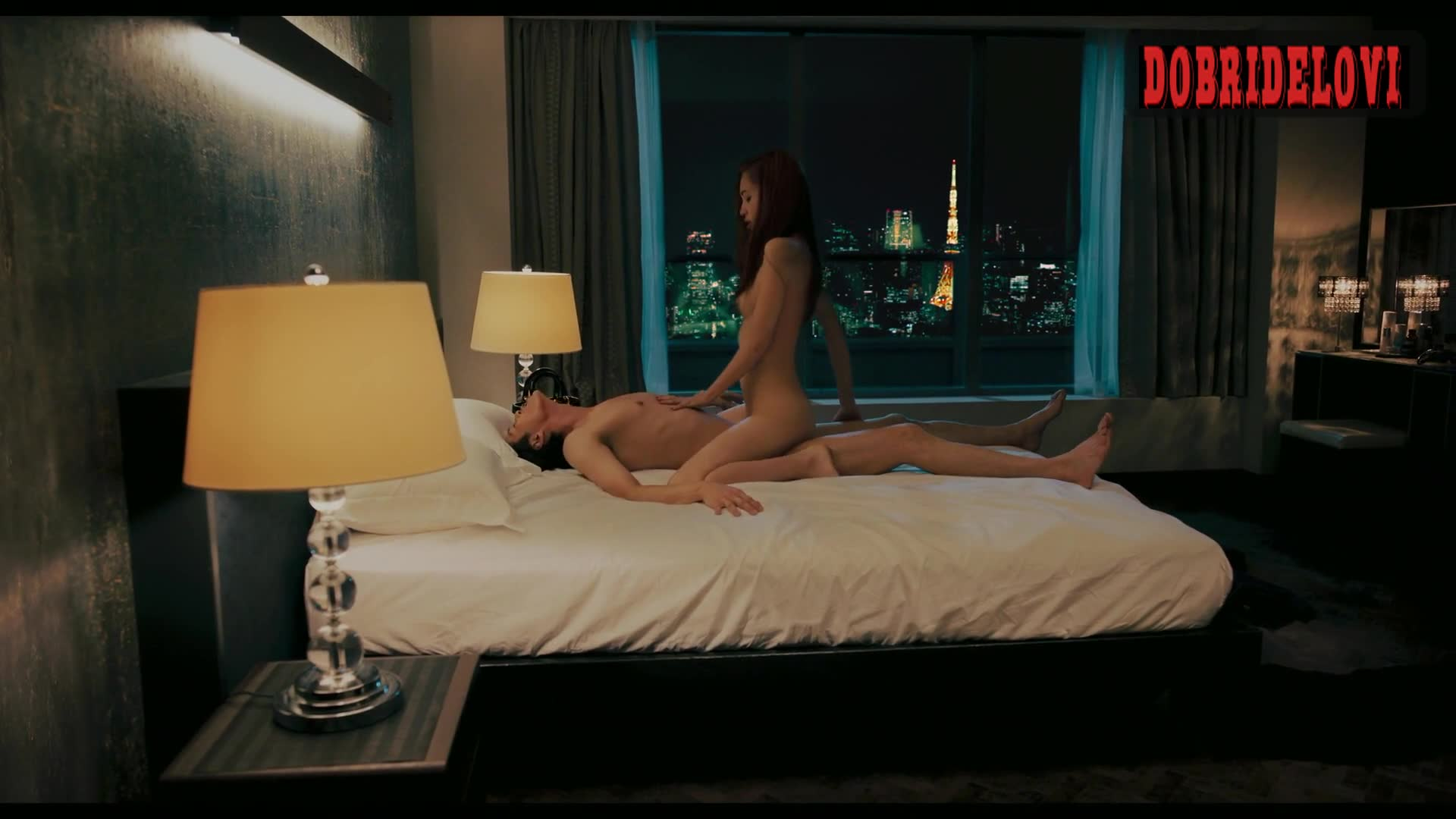 Mizuhara Kiko sex riding man scene from Ride or Die