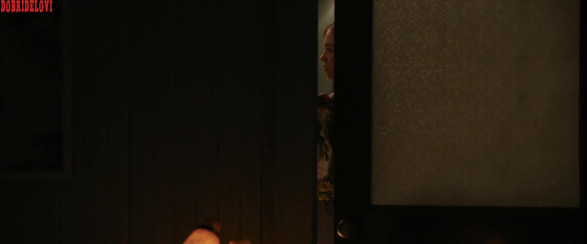 Sydney Sweeney undresses scene from The Voyeurs